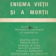 Enigma vietii si a mortii - Carte ezoterism