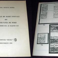 Emisiunile de marci postale din Transilvania de Nord 1944-1945 - Marcel Sapira