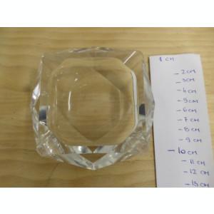 scrumiera cristal