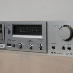 Casetofon deck vintage AKAI GX-F25 - Deck audio