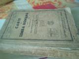 Manual Carte de limba romana