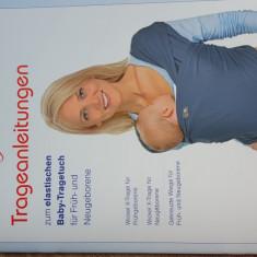Wrap elastic Hoppediz (Germania) - Sling bebelusi