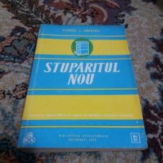 STUPARITUL NOU -- CONSTANTIN .L. HRISTEA