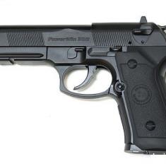 Pistol BERETTA 45 Import USA, aer comprimat,CO2=F.PUTERNIC,airsoft pusca+MUNITIE