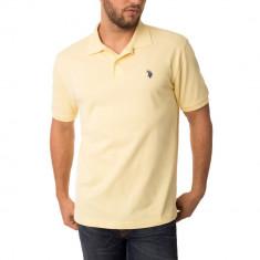 Tricou Polo US POLO ASSN - Tricouri Barbati - 100% AUTENTIC - Tricou barbati US Polo Assn, Marime: S, M, L, XL, Culoare: Din imagine, Maneca scurta, Bumbac