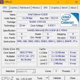 Procesor Celeron G1620 Ivy Bridge 2,7GHz sk 1155 cu testare 72h înaintea plății, Intel, Intel Celeron