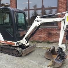 Excavator Brand Bobcat 322 - Tractor