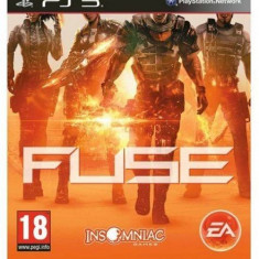 FUSE - PS3 [Second hand] - Jocuri PS3, Shooting, 12+, Multiplayer