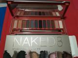 Trusa de farduri cu 12 culori Naked, Urban Decay
