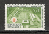 Franta.1969 Scoala Centrala de Arte si Meserii Chatenay  SF.228, Nestampilat