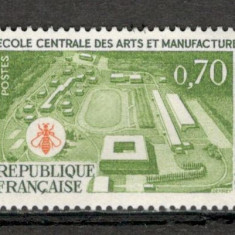 Franta.1969 Scoala Centrala de Arte si Meserii Chatenay SF.228 - Timbre straine, Nestampilat