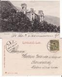 Brasov, Kronstadt  -Casa de tir- clasica, 1904, rara, Circulata, Printata