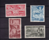 ROMANIA 1948 , LP 233 , 1 MAI - ZIUA MUNCII SERIE MNH, Nestampilat