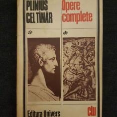 Plinius cel Tanar - Opere complete - Roman