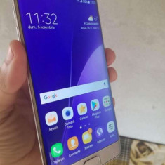 Samsung Galaxy S6 Edge Plus Gold - Telefon Samsung, Auriu, 32GB, Neblocat, Single SIM