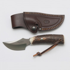 Cutit Cercetas / Vanator Muela Teckel-8A - Briceag/Cutit vanatoare