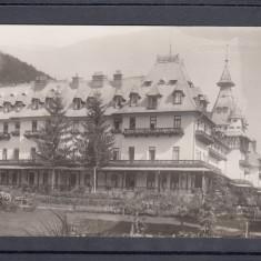 CALIMANESTI HOTELUL SOCIETATEI NECIRCULATA COLECTIA ARTISTICA IORGU ARSENIE - Carte Postala Oltenia 1904-1918, Fotografie