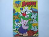 Revista de benzi desenate Romania, limba romana: Bamse Nr. 2 - 1995, egmont