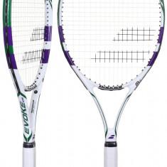 Babolat Evoke 105 Wimbledon 2015 racheta tenis L4