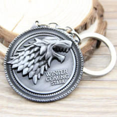 Breloc Metalic Game of Thrones
