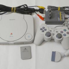 Consola jocuri SONY Playstation 1 One PS 1 One + accesorii originale
