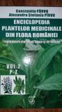 C. PARVU / PIRVU - ENCICLOPEDIA PLANTELOR MEDICINALE DIN FLORA ROMANIEI - VOL. 2