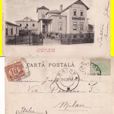 Craiova - Institutul Arnold - Clasica , rara, Circulata, Printata
