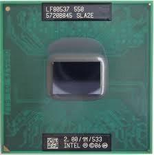 Procesor Laptop Intel Celeron M 550 Slaj9 2ghz Socket P foto