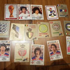 Spania 82 si Euro 84-stikere fotbalisti