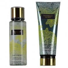 Parfum Victoria, s Secret + Lotiune de corp 100% Autentic/Original - Parfum femeie Victoria's Secret, Apa de parfum, 200 ml