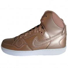 NIKE SON OF FORCE MID, produs original, cod produs:616303 991 - Adidasi dama Nike, Culoare: Din imagine, Marime: 37.5, 38, 38.5, 40, 41, 42.5, Piele naturala