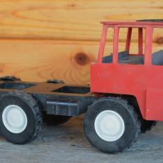 Jucarie veche Bulgaria, CAMOKOB - MADE IN BULGARIA Camion plastic anii '80 - Jucarie de colectie