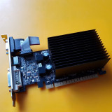 52S.Placa Video NVIDIA GeForce 210,512MB DDR3-64Bit,PCI-e,VGA-DVI-HDMI