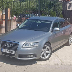 Audi A6, motor 2.0 TDI, an fabricatie 2010, 220000 km reali, Motorina/Diesel