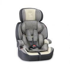 Scaun Auto Navigator 9-36 kg 2017 Grey Beige - Scaun auto copii, 1-2-3 (9-36 kg)