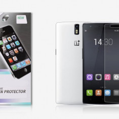 Folie protectie OnePlus One Nillkin Scratch-proof - Folie de protectie