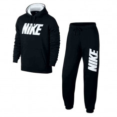 Trening Nike Just Do It Fleece-Trening Original-Trening Barbati 861768-010, Marime: S, Culoare: Din imagine