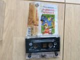 Dumbrava minunata mihail sadoveanu caseta audio poveste pentru copii roton 2003, Casete audio