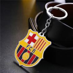 Breloc FC Barcelona - Insigna
