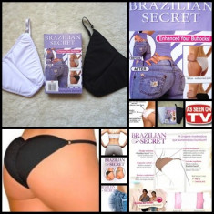LENJERIE INTIMA CHILOTI PERNUTE EFECT BOMBARE PUSH UP POSTERIOR BRAZILIAN SECRET