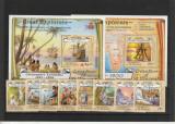 Navigatori ,corabii ,Columb,Grenadine., Nestampilat