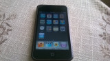 IPOD TOUCH 1ST GENERATION 16 GB MODEL  A1213 PERFECT FUNCTIONAL+CABLU DE DATE, Negru