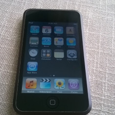 iPod Touch Apple 1ST GENERATION 16 GB MODEL A1213 PERFECT FUNCTIONAL+CABLU DE DATE, Negru