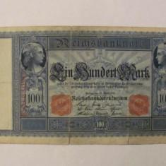CY - 100 marci mark 1910 Germania - bancnota europa