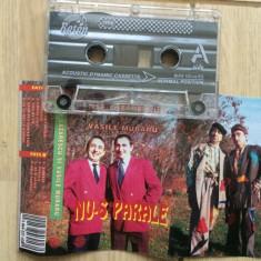 Nae lazarescu vasile muraru nu s parale caseta audio momente vesele roton 1995 - Muzica soundtrack roton, Casete audio