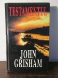 TESTAMENTUL -JOHN GRISHAM( ED.CARTONATA)