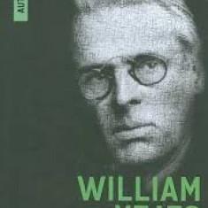 William yeats memorii - Carte poezie