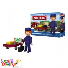 Lucrator la caile ferate si accesorii - Pokeeto Midi