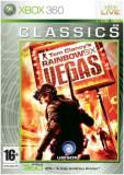 Tom Clancy's - Rainbow Six - Vegas CLASSICS  - XBOX 360 [Second hand}, Shooting, 18+, Single player