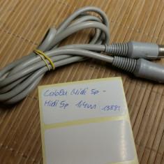 Cablu Midi 5p - Midi 5p 1, 4m (13881)